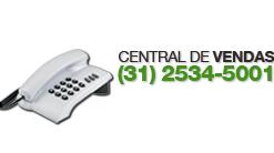 Central de vendas -  (31) 2534-5001